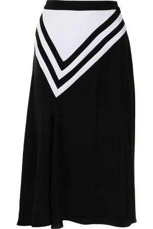 Ports 1961 Women Skirts - Chevron-panel A-line skirt
