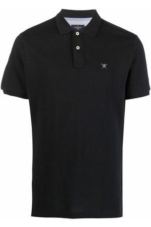 Hackett Men Polo Shirts - Embroidered logo slim-fit polo shirt