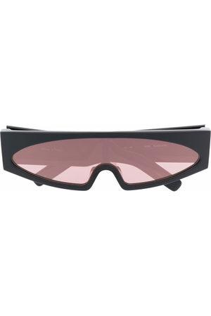 Rick Owens Gene slim D-frame sunglasses