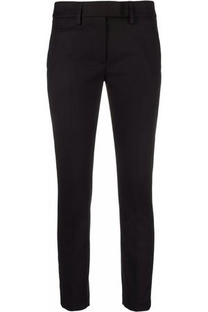 Dondup Women Formal Trousers - Slim-fit tailored trousers