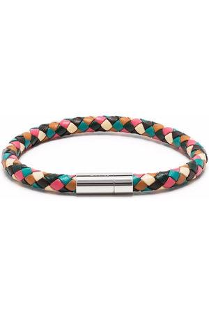 Paul Smith Interwoven-strap bracelet