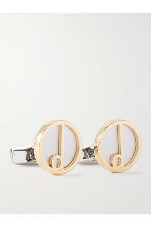 Dunhill Men Cufflinks - Gold- and -Tone Cufflinks
