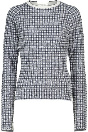 Victoria Victoria Beckham Checked sweater