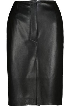 Nanushka Women Pencil Skirts - Regan faux leather pencil skirt