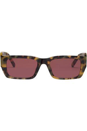 Palm Angels Palm Squared Acetate Sunglasses
