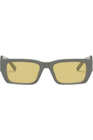 Palm Angels Women Sunglasses - Palm Squared Acetate Sunglasses