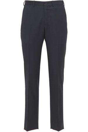 BRIONI 18.5cm Vail Virgin Wool Pants