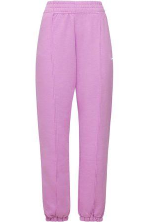 Nike Cotton Blend Fleece Sweatpants