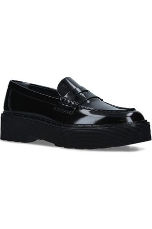 Tod'S Women Loafers - Leather Mocassino Loafers