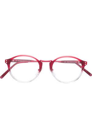 Retrosuperfuture Contrast round glasses