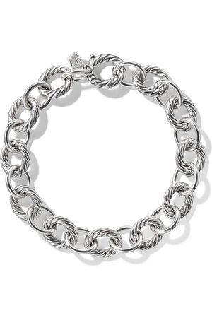 David Yurman Women Bracelets - Medium oval link chain bracelet