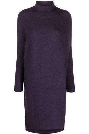 CHRISTIAN WIJNANTS Women Knitted Dresses - Koha ribbed-knit merino wool dress