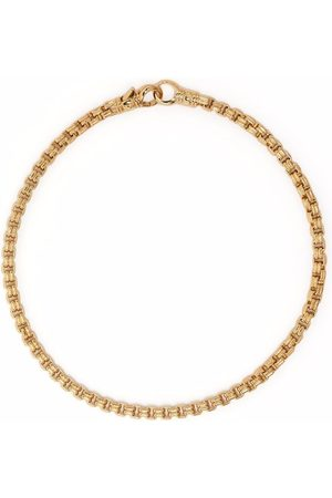 TOM WOOD Venetian double S bracelet