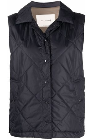 Mackintosh Women Body Warmers - ANNABEL vest jacket