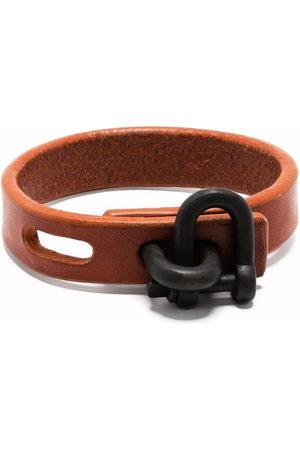 Parts of Four Bracelets - Restraint charm thin bracelet