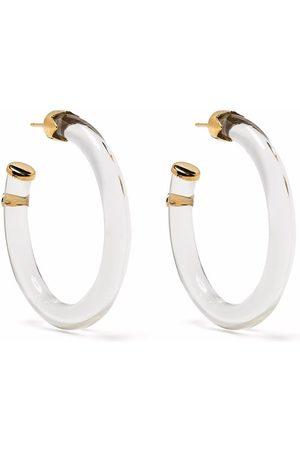 Gas Bijoux Women Earrings - Caftan hoop earrings