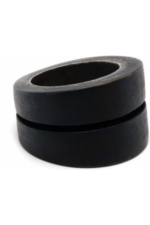 PARTS OF FOUR Rings - Crevice wide ring