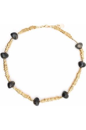 Gas Bijoux Biba beaded necklace