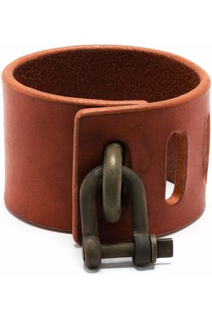 Parts of Four Bracelets - Restraint charm large bracelet