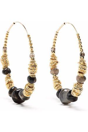 Gas Bijoux Women Earrings - Biba hoop earrings
