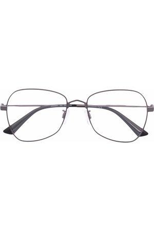 McQ Aviator-frame glasses