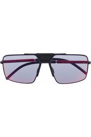 Prada Prada Linea Rossa square-frame sunglasses