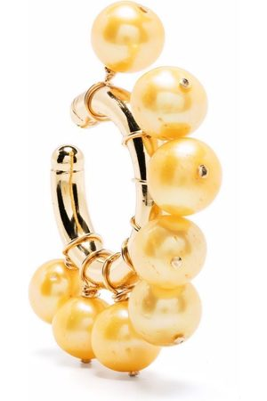 Eliou Maia bead-embellished ear cuff