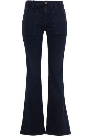 AG Jeans Woman Mid-rise Bootcut Jeans Dark Denim Size 23