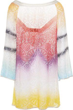 Missoni Woman Mare Crochet-knit Coverup Multicolor Size 36