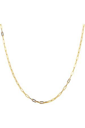 GOLDSMITHS 9ct Yellow Gold Elongated Belcher Chain
