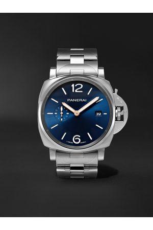 PANERAI Luminor Due Automatic 42mm Stainless Steel Watch, Ref. No. PAM01124