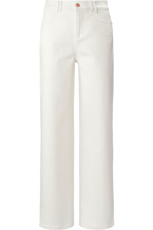 DAY.LIKE Women Bootcut - Wide fit jeans flared leg size: 10s
