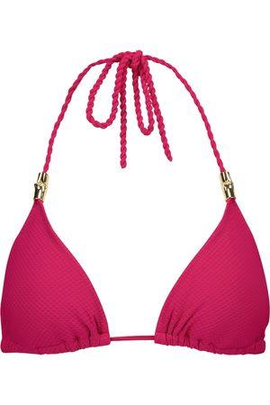 Heidi Klein Melides triangle bikini top