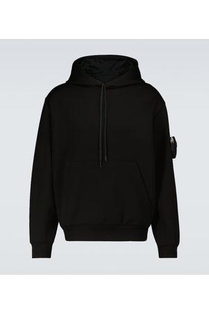 Prada Hooded sweatshirt with pocket