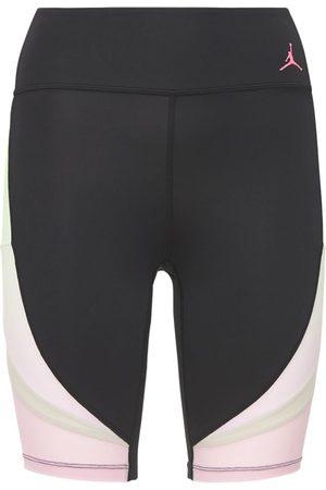 Nike Women Trousers - Jordan Printed Bike Shorts