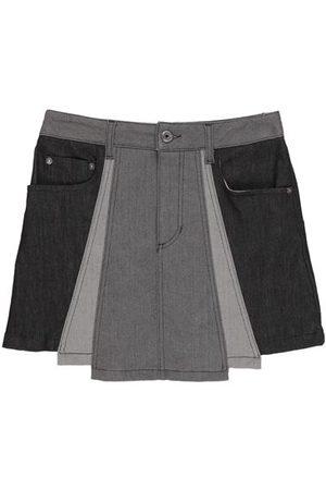 Roberto Cavalli BOTTOMWEAR - Denim skirts