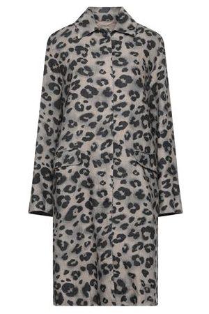 120% Lino Women Coats - COATS & JACKETS - Overcoats