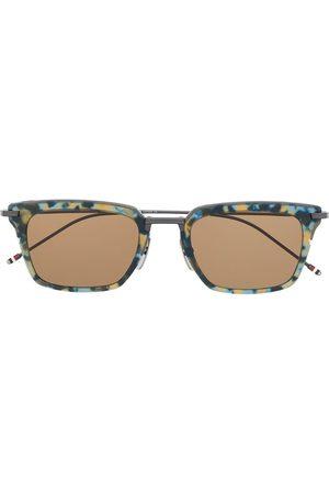 Thom Browne Sunglasses - Tortoiseshell effect sunglasses