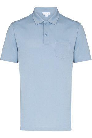 Sunspel Riviera short-sleeve polo shirt