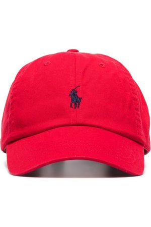 Polo Ralph Lauren Men Hats - Logo-embroidered cotton cap