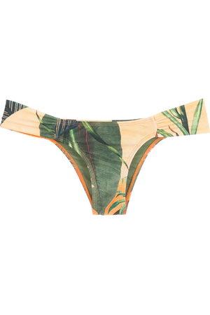 Lygia & Nanny Women Bikinis - Ritz abstract floral-print bottoms