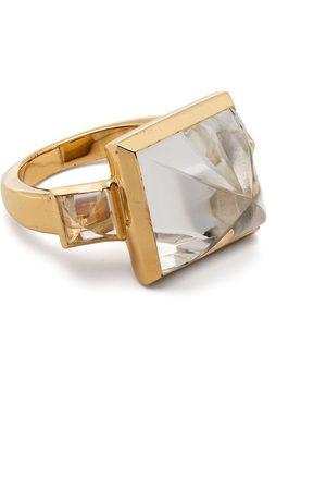 UNDERCOVER Men Rings - Crystal-embellished ring