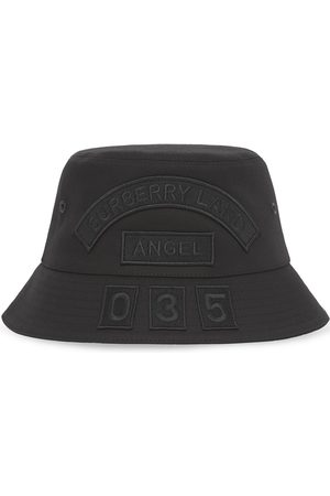 Burberry Patch-detail bucket hat