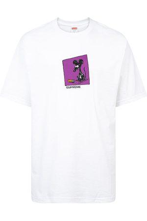 Supreme Short Sleeve - Mouse print T-shirt