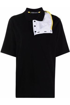 Y/Project Women Polo Shirts - Reconstructed polo shirt