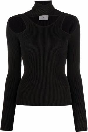 COPERNI Women Tops - Cutout-detail knitted top