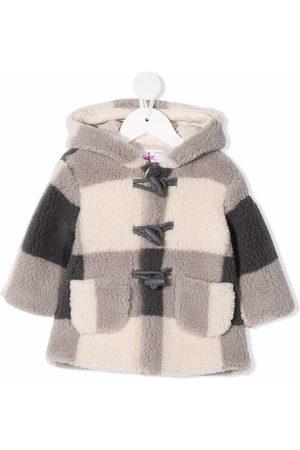 Il gufo Duffle Coats - Checked duffle coat