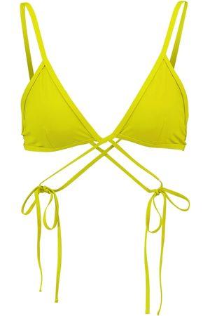 CHRISTOPHER ESBER Wrapround triangle bikini top