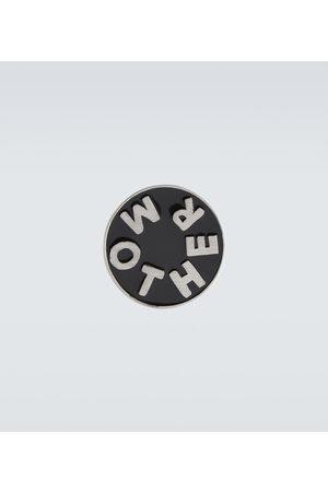 Jil Sander Printed pin