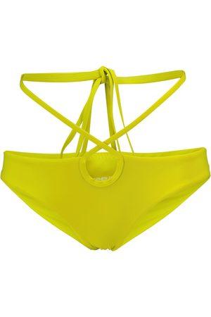 CHRISTOPHER ESBER Wraparound bikini bottoms